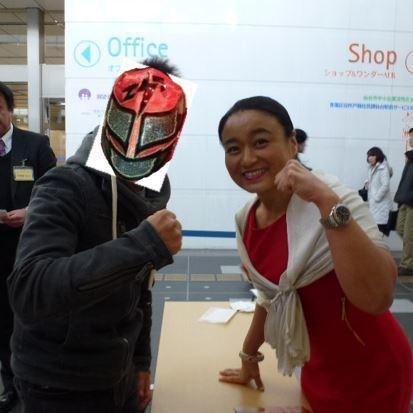 里村さんサイン会.JPG